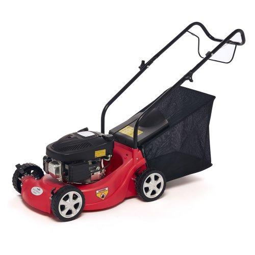 Half price Wilkinsons petrol lawnmover - £49.50 instore only
