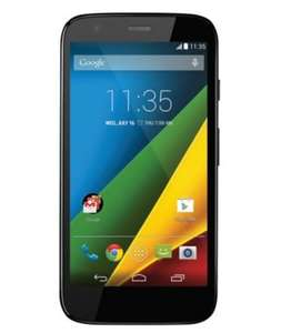 Sim Free Motorola Moto G™ + 4G Black 8gb - £139.99 - Tesco Direct (With Code)