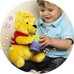 Tomy Rumbly Tumbly pooh bear £4.96, Toys R us ONLINE & INSTORE
