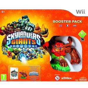 Skylander Giants Booster Pack ( Wii ) £12.99 Sold by games-n-console-land and Fulfilled by Amazon