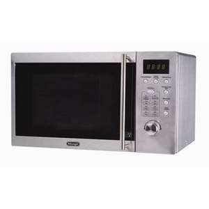 De'Longhi 800w stainless steel microwave £46.93 @ Homebase click and collect