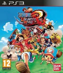 ONE PIECE Unlimited World Red: STRAW HAT EDITION (PS3) @ Gameseek - £31.58