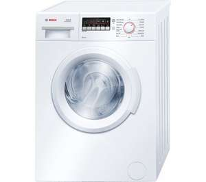 Bosch Washing Machine White, WAB28261GB, (£200 off) £299.99 Delivered @ Currys