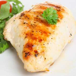 5kg Premium Chicken Breasts £19 (£25 delivered) @ musclefood