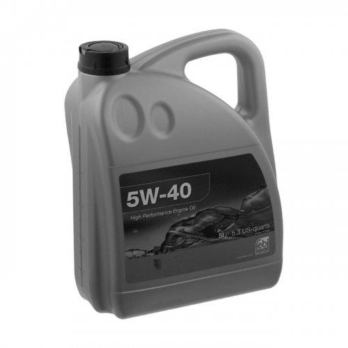 BARGAIN *** CHEAPEST EVER ENGINE OIL****  Febi Bilstein 5W40 Full Synthetic Engine Oil 5L  £10.61 delivered @ Amazon
