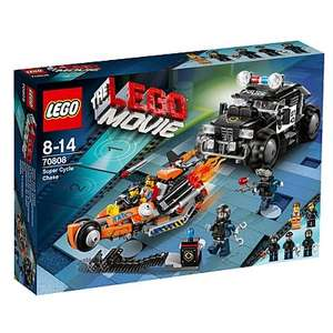 LEGO Movie - Super Cycle Chase - 70808 £28.77 @  Asda Direct