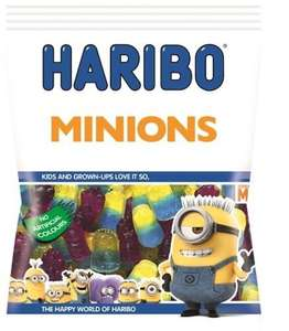 Minion haribo sweets £1 in poundland