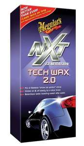 Meguiar's NXT Generation Tech Wax 2.0 £10.36 @ Amazon