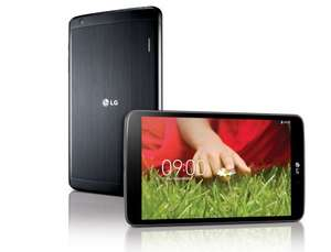 LG G Pad 8.3-inch Tablet Black (Quad Core 1.7GHz Processor, 2GB RAM, 16GB eMMC, WLAN, BT, 2x Camera, Android 4.2.2) £185.00 + £5.97 UK delivery @ Amazon sold by Talbot Media