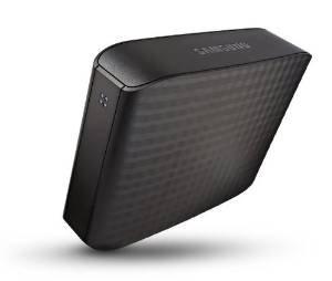 Samsung 3TB D3 Station External Desktop Hard Drive - Black £79.82 @ Amazon