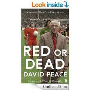 Red or Dead by David Peace (Kindle edition) £3.49 @ Amazon