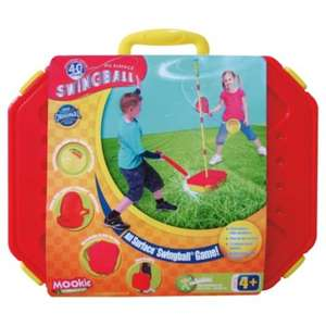 Mookie all surface swingball £15 at Tesco online and in store