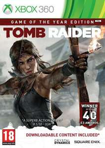 Tomb Raider GOTY Edition Xbox 360 £8.95 @ The Game Collection