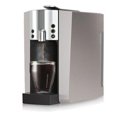 STARBUCKS VERISMO Coffee Machine 600 Base Brewer, Silver £95 @ Amazon
