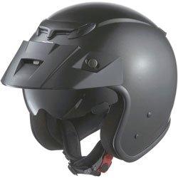 Highway 1 JX2 Jet Helmet - Metallic Black £39.99 + free delivery @   getgeared.co.uk