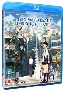 The Girl Who Leapt Through Time (Blu-Ray) @ Base - £3.99
