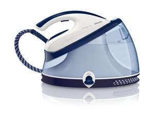 Philips GC8638/20 PerfectCare Aqua Iron Steam Generator with One Perfect Temperature and 280 g Steam Boost, 5.3 Bar £111.61 delivered @ Amazon