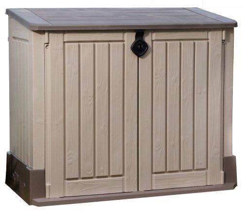 Keter Woodland Storage Box £67.90 @ Amazon