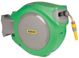 Hozelock 2590 30m Auto Rewind Hose Reel £69.65 @ Amazon