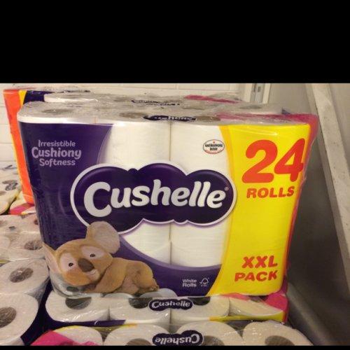 Cushelle 24 rolls BOGOF £11.99 @ MAKRO