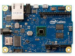 Free Intel Galileo Development Board @ Microsoft