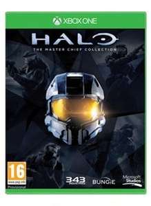 Halo: The Master Chief Collection (Xbox One) pre-order £44.85 @ simply games