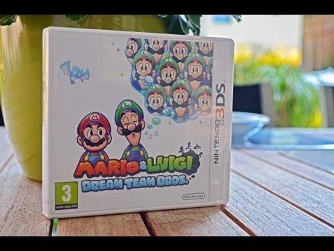 Mario and Luigi Dream Team 3DS £14.70 @ Tesco Direct