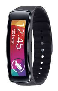 Samsung Gear Fit smartwatch - $99 on Amazon.com (approx £58) plus custom fees and charges