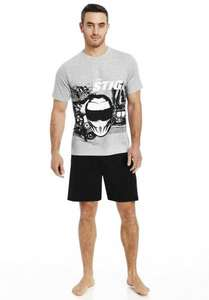 *Instore Only* The Stig Top Gear Mens Shorts Pjs £8 From £14 @ Tesco