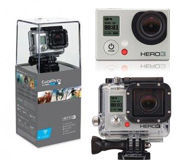 GoPro Hero3 White Edition - Updated @ Chain Reaction. £159.99