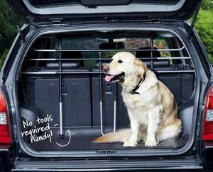 Universal Dog Guard (in car use) £9.99 @ Aldi Sun 13th Jul