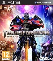 Transformers: Rise of the Dark Spark (PS3 / XBOX 360) New - £24.99 @ Grainger Games