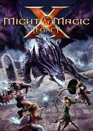 Might & Magic Legacy: Deluxe Edition (Steam) £5.83 @ MGS