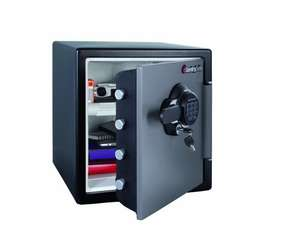 SentrySafe SFW123GTC 34.8L Capacity Fire/ Water Resistant Electronic and Key Safe with 1hr Resistance £252.82 @ Amazon
