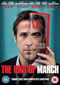 The Ides of March DVD £1.25 @ Amazon.co.uk  (free delivery £10 spend/prime)