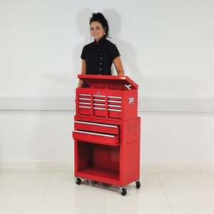 Red tool chest cheap and cheerful £69.99 from beauty for less via ebay