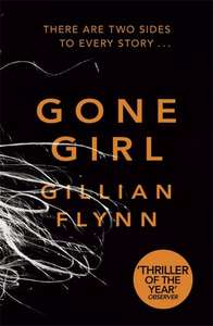 Gillian Flynn's 'Gone Girl' 99p on Kindle @ Amazon and Nook