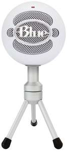 Blue Microphone Snowball iCE USB Cardioid Microphone with Adjustable Mic Stand Amazon £36.99