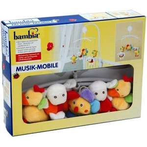 Bambia Musical Mobile  now £4.99 @ Smyths Toys in store only