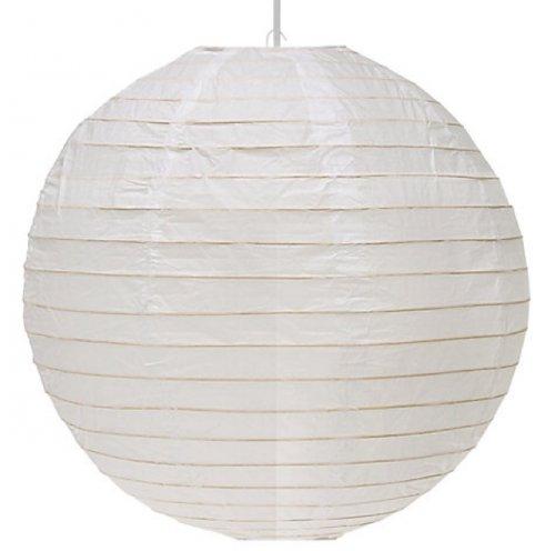 Easy-to-fit Paper Lantern Shade, Round, £1.20 @ John Lewis Free c&c