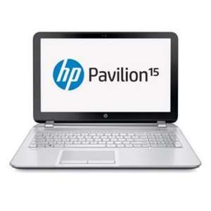 "HP Pavilion 15-N221SA 15.6"" i3 (3rd Gen) 8Gb 1Tb White Laptop (Refurbished) @ Argos Ebay Outlet - £279.99"