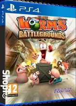 Worms battlegrounds PS4 brand new £19.85 @ Shopto