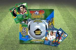 Top Trumps World Football Stars Collector Tin £9.98 + Delivery: £1.99 @ Groupon + Quidco 6% Cashback