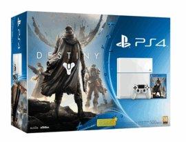 PlayStation 4 Console - Glacier White Destiny Bundle - PS4 £374.75 Pre-Order @ Gameseek