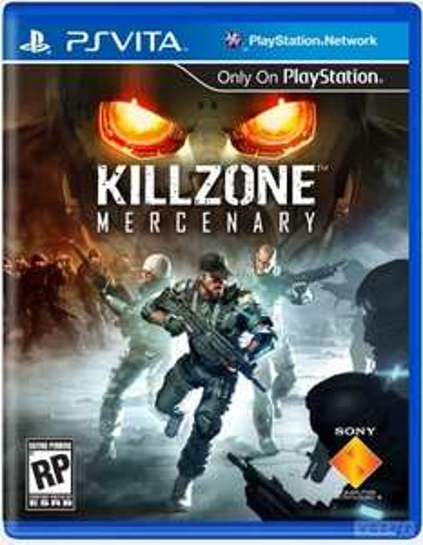 Killzone Mercenary PS Vita PS VITA £15.85 @ Shopto
