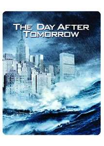 The Day After Tomorrow - Limited Edition Steelbook (Blu-Ray) £5.99 Delivered @ Base