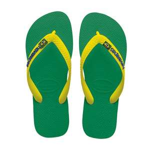 Havaianas - Brasil - Logo RRP £21.99 with code £15.30 delivered at Cloggs