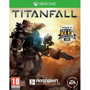 Titanfall  Xbox one, £16.99 from games centre. used