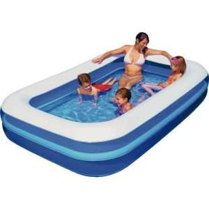 Chad Valley Family Swim Centre Inflatable Paddling Pool Was £29.99 then £19.99  now £14.99 @ Argos