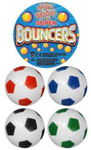Bouncy ball footballs X 6 ( 35mm ) £1.15 delivered from Amazon ( bigger than the ones normally posted ) (SOLD by ShopInc)